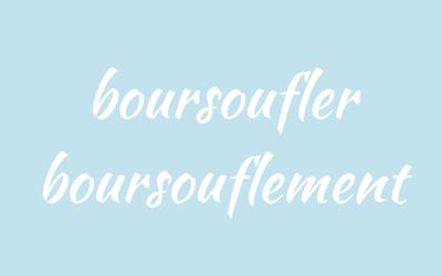 Boursoufler