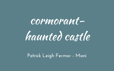 Cormorant-haunted castle