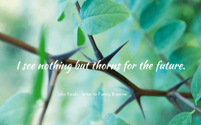 A thicket of thorns