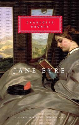 Book cover: Charlotte Bronte, Jane Eyre (Everyman Library)