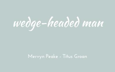Wedge-headed man