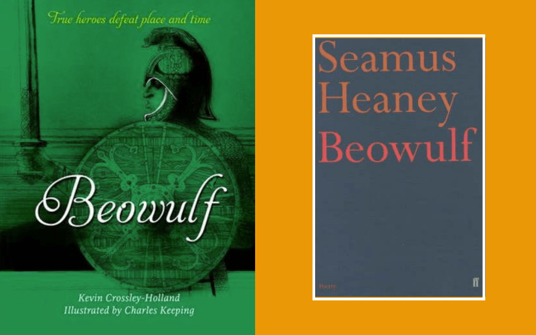 Cover - Crossley-Holland Beowulf