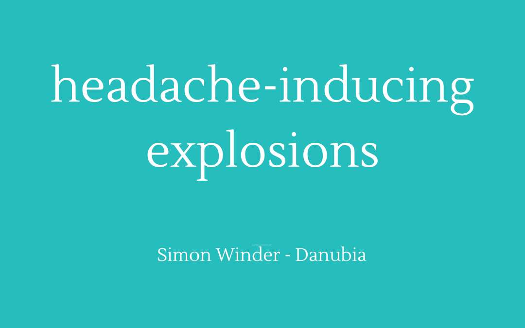 Quotation - Simon Winder - Danubia