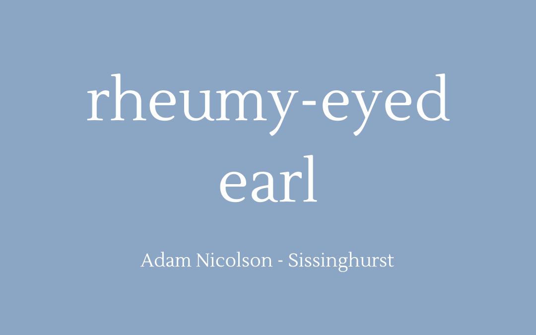 Quotation - Nicolson Sissinghurst
