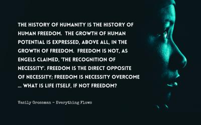 The apostle of freedom