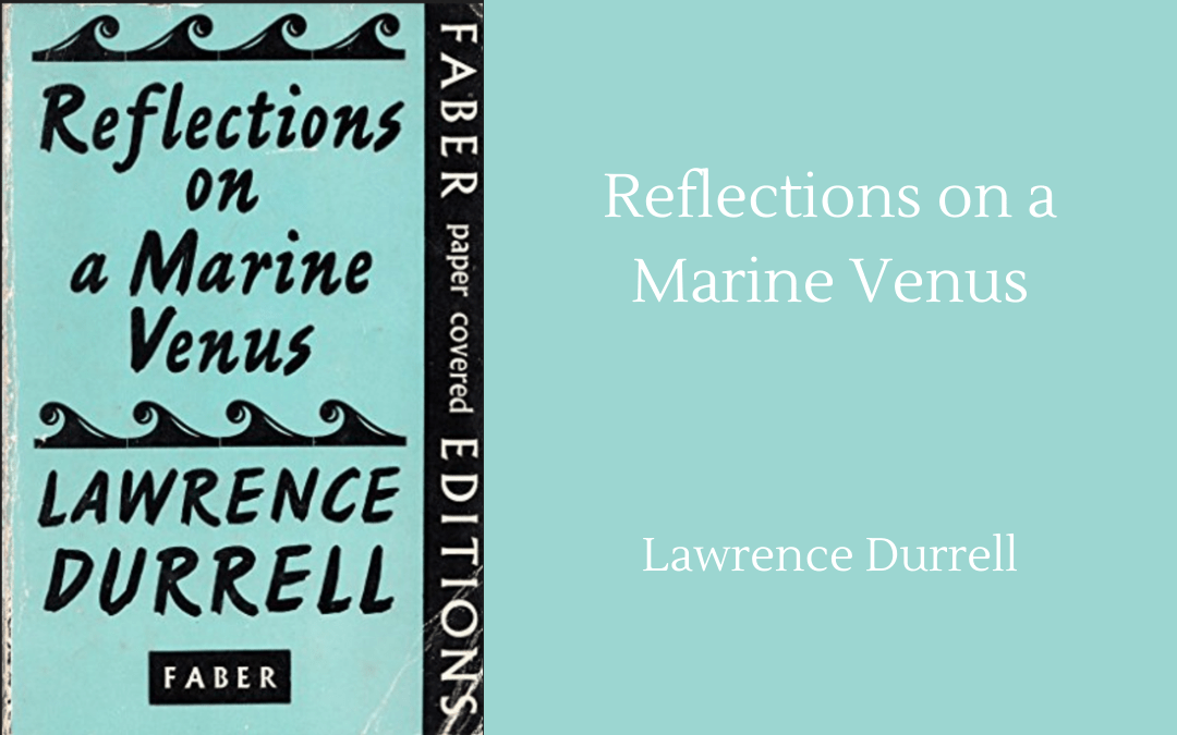 Book cover - Durrell - Reflections on a Marine Venus