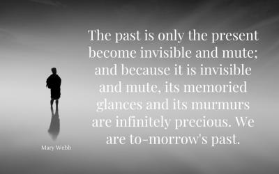 The past as precious
