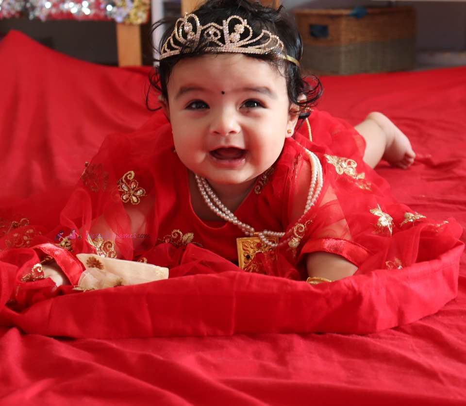 Different Names of Laxmi for Baby Girl