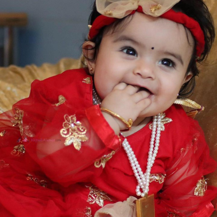 Graceful Names of Laxmi for Baby Girl