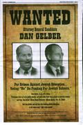10 10 27 Dan Gelber Wanted Poster 650px