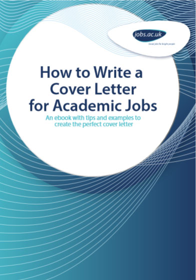 How To Write A Cover Letter For Academic Jobs Career Advice Jobs Ac Uk