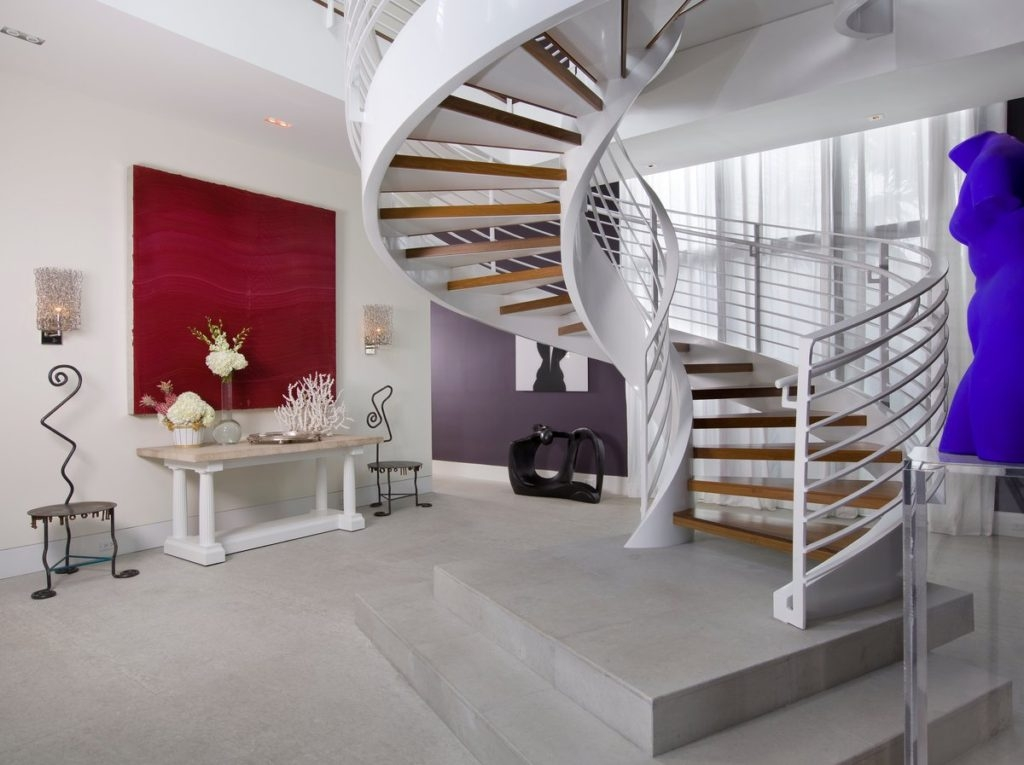 21 Spiral Staircases That Will Make Your Head Spin The Study   Making A Spiral Staircase   Outline   Abandoned   Well Labelled   Beautiful   Slide