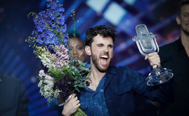 The Netherlands Wins Eurovision 2019 Uk Comes In Last Place