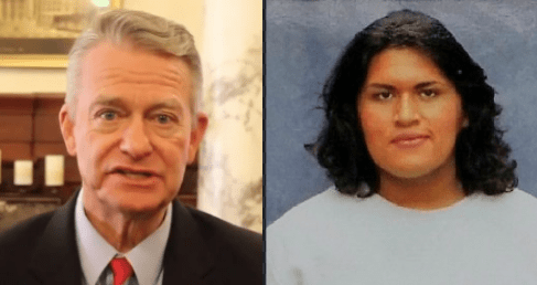 Surgery: Governor Brad Little has repeatedly denied transgender inmate Adree Edmo's request for surgery