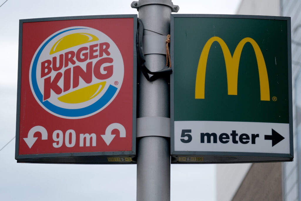 McDonald's and Burger King targeted by Evangelical boycott for being too liberal