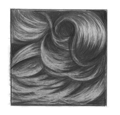 Cabelo em camadas | Lee Hammond | Desenho de cabelo para iniciantes em grafite e lápis de cor | Rede de Artistas