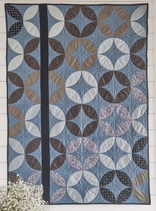 Mid Century Quilt : century, quilt, Mid-Century, Modern, Quilts, Pattern, Collection, Quilting, Daily