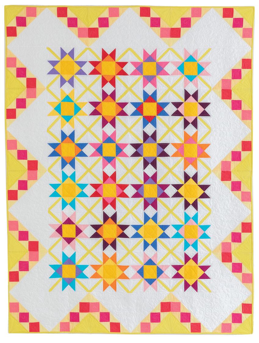 Garden Lattice Quilt Pattern : garden, lattice, quilt, pattern, Garden, Lattice, Quilt, Pattern, Download, Quilting, Daily