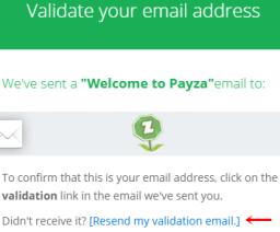 confirmar correo