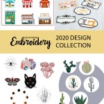 Design Ideas For Embroidered Tea Towels Sew Daily