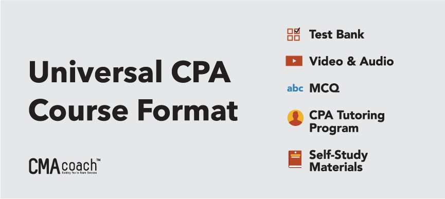 Universal CPA Review: A Comprehensive Course Guide