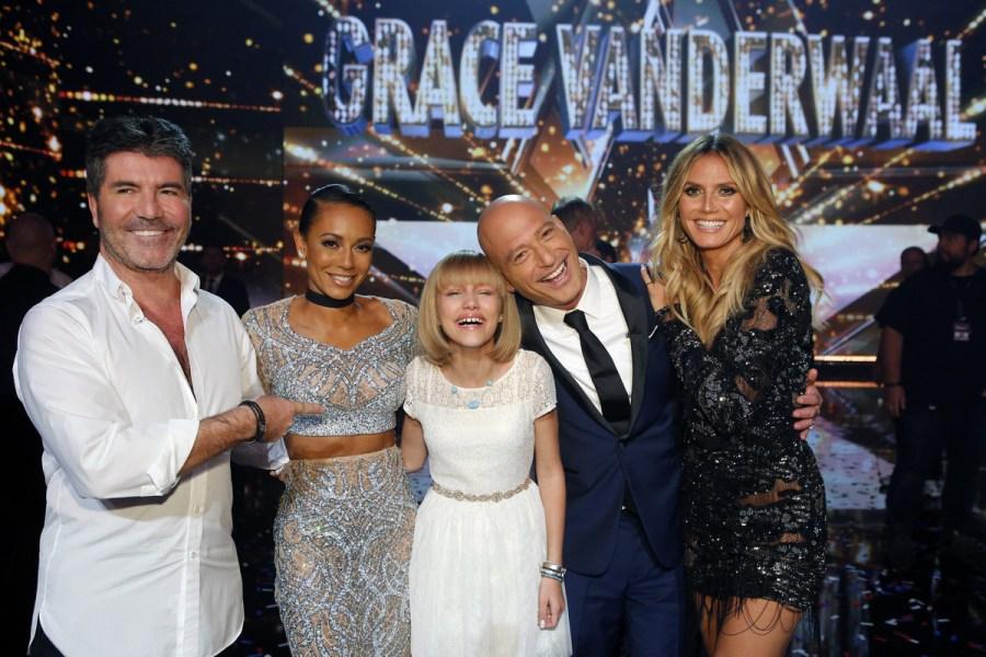 Grace Vanderwaal after winning America's Got Talent season 11