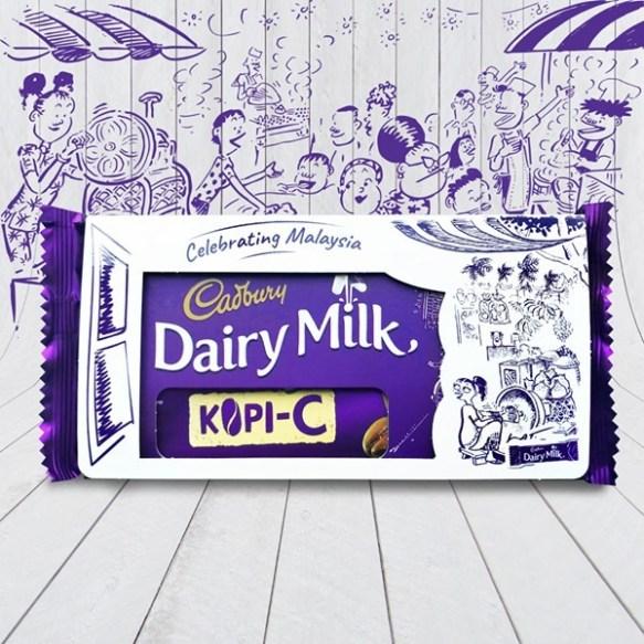 Edisiviral Sempena Bulan Kemerdekaan Ini Cadbury Dairy Milk