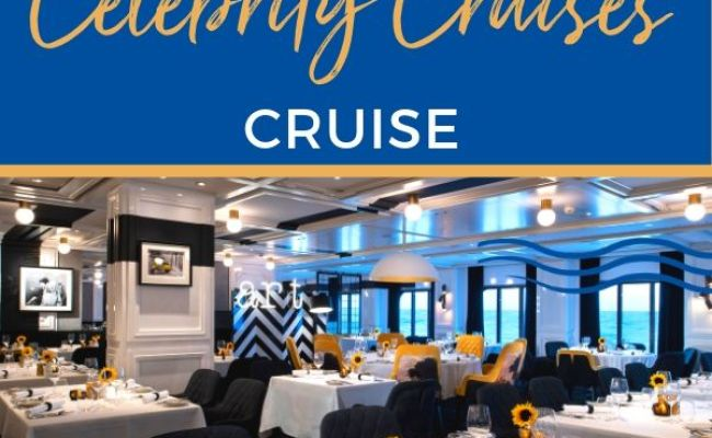 What Is Included In A Celebrity Cruise Eatsleepcruise