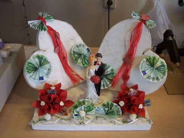 Hochzeiten  Kreativ Idee Vivien Heinrich  Geschenke und