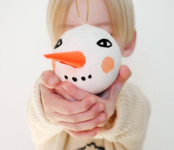 5 Simple Christmas Ornaments For Kids To Make Handmade Charlotte