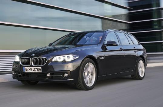 BMW serii 5 F10 Touring