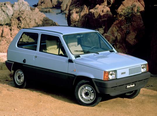 Fiat Panda 45 (141) '1980–84