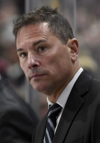 Chief coach Boston Bruins, Bruce Cassidy