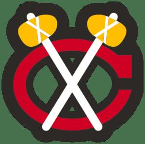Image result for chicago blackhawks alternate logo