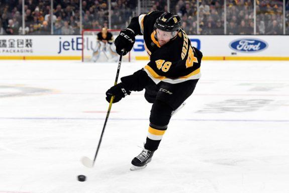 Matt Grzelcyk Boston Bruins