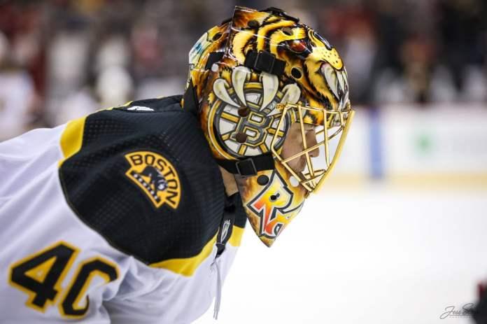 Boston Tuukka Rask Bruins