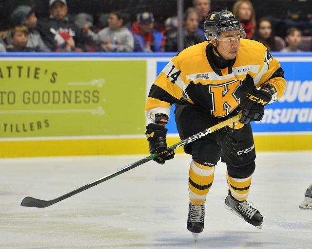 Zayde Wisdom - 2020 NHL Draft Prospect Profile