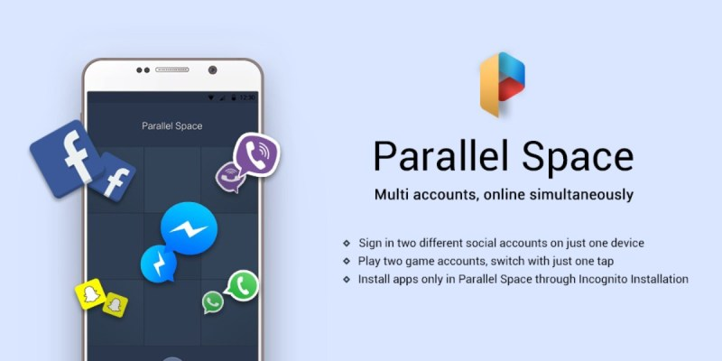 Four Best MIUI Second Space Alternatives Parallel Space
