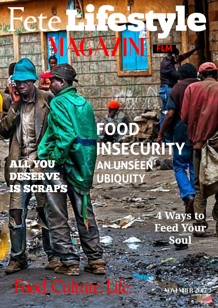 Fete Lifestyle Magazine November 2017 Food Issue   Joomag ...
