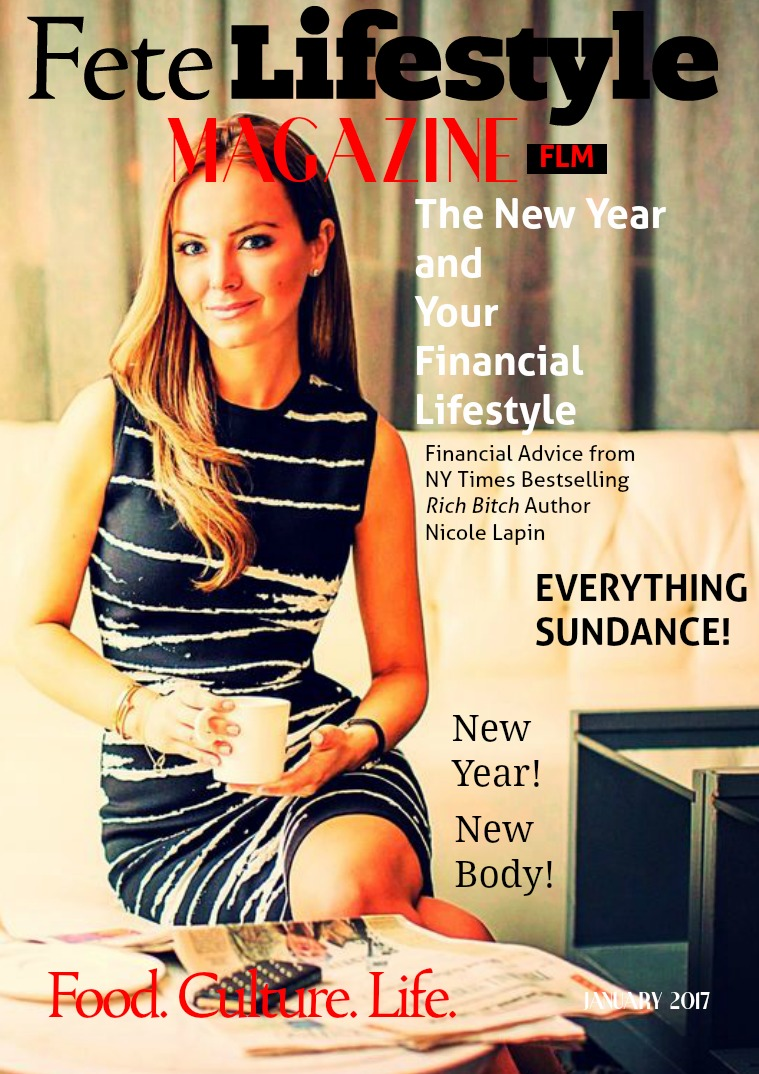 Fete Lifestyle Magazine January 2017 New Beginnings Issue ...