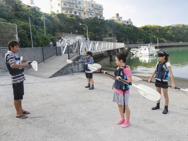 photo by マングローブ探検カヤックツアー(沖縄県・嘉手納) そとあそび