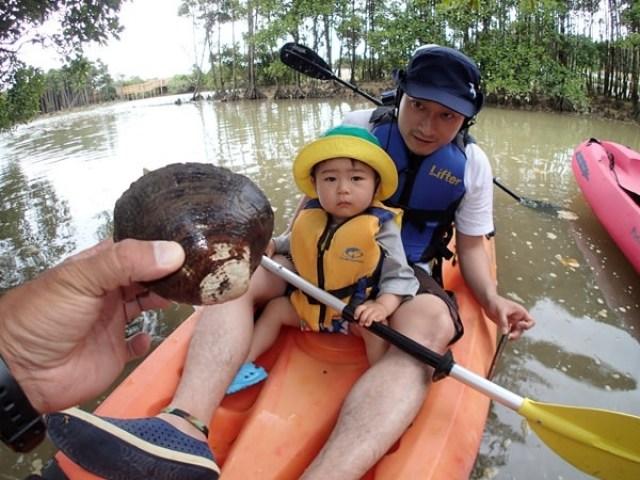 photo by 【1グループ貸切!】 熱帯ジャングル・マングローブのカヤック冒険!(沖縄県・恩納村)|そとあそび