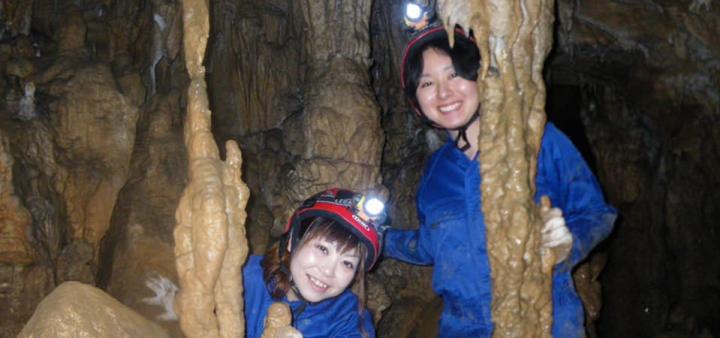 photo by ケイビング・洞窟探検の体験ツアー|そとあそび