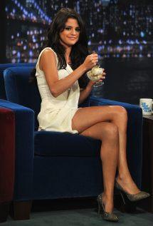 Selena Gomez Fallon