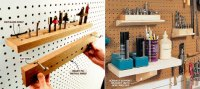 The basics of tool organization systems, Part 1: Pegboard ...
