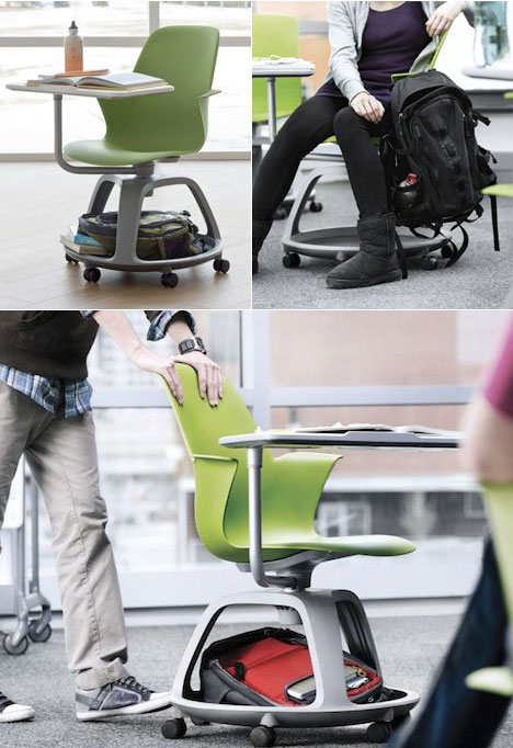 steelcase classroom chairs pokeball bean bag chair ideo and update the desk core77