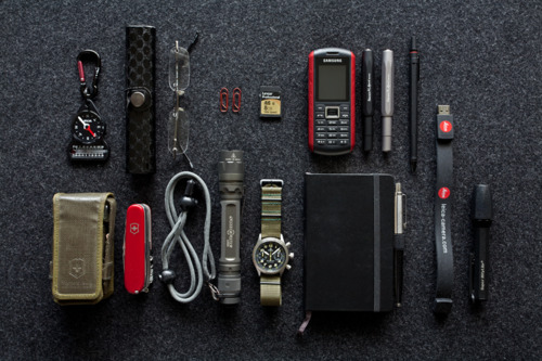Everyday Carry Pocket Curation Blog  Core77