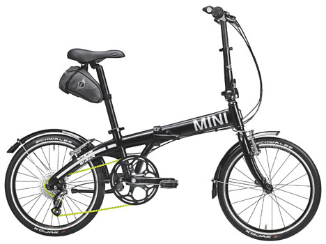 tahaloji.blogspot: BMW Mini Katlanır Bisiklet