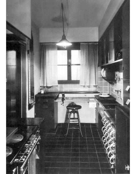 A Brief History Of Kitchen Design Part 4 Christine Frederick's