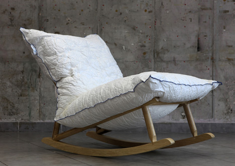 Flotspotting SleepInducing Chair Designs  Core77